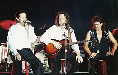 Monkees tour 1989