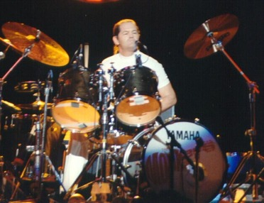 Monkees 1997 Tour Micky Dolenz drums