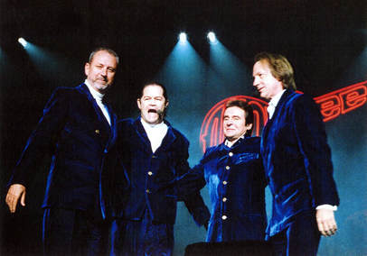 Monkees 1997 tour Justus