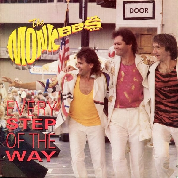 Monkees Every Step of the Way picture sleeve