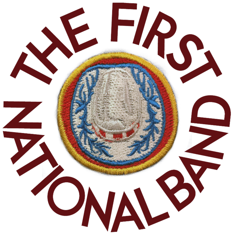 First National Band Nesmith logo