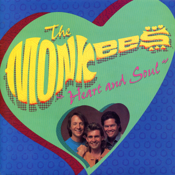 Monkees Heart and Soul picture sleeve