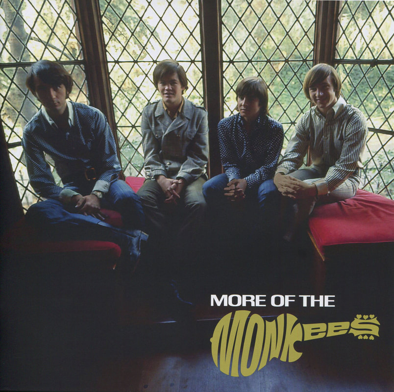 More Of The Monkees super deluxe edition booklet