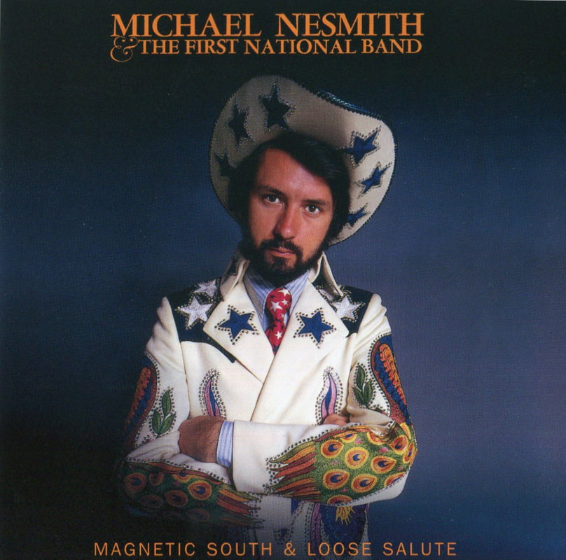 Michael Nesmith First National Band Nudie