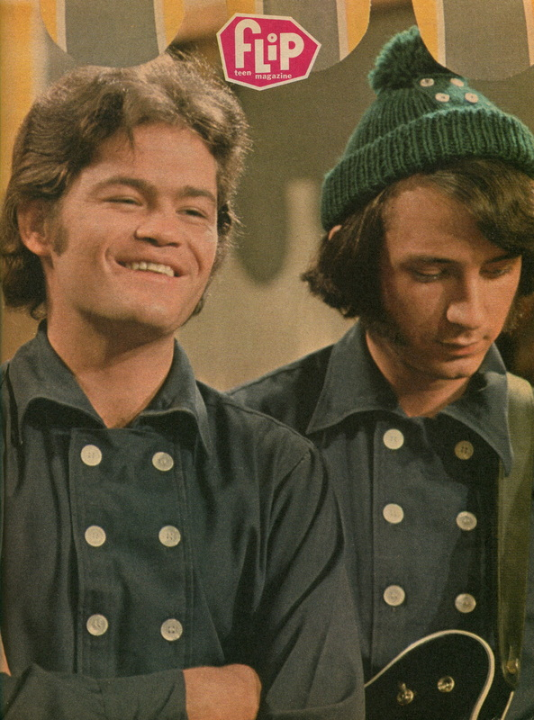 Micky Dolenz Mike Nesmith