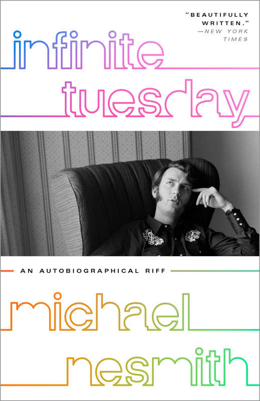 Michael Nesmith Infinite Tuesday paperback