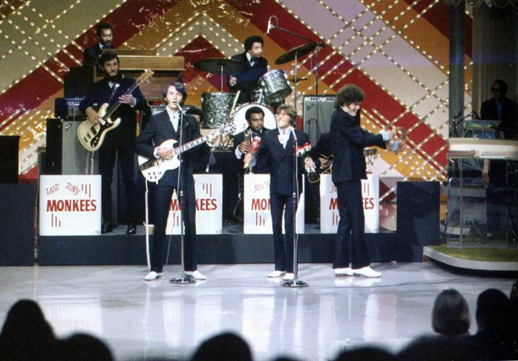 Monkees 1969 Joey Bishop Show