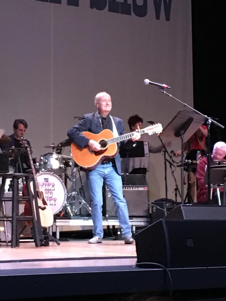 Michael Nesmith Monkees live 2018