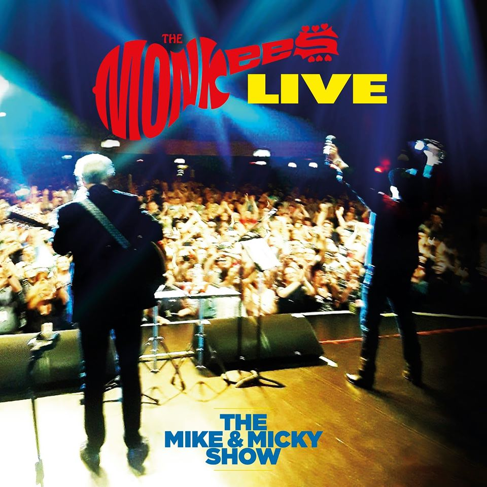 Mike and Micky Show Monkees live album CD