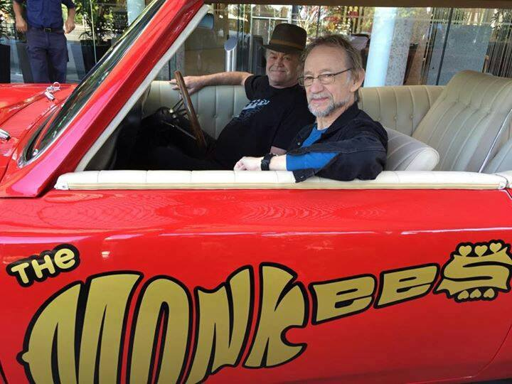 Monkees Australia Monkeemobile 2016