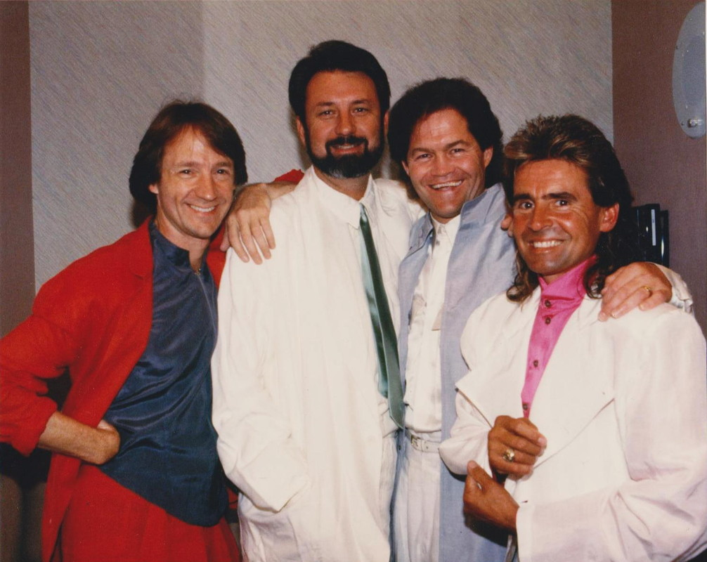Monkees Greek Theater 1986