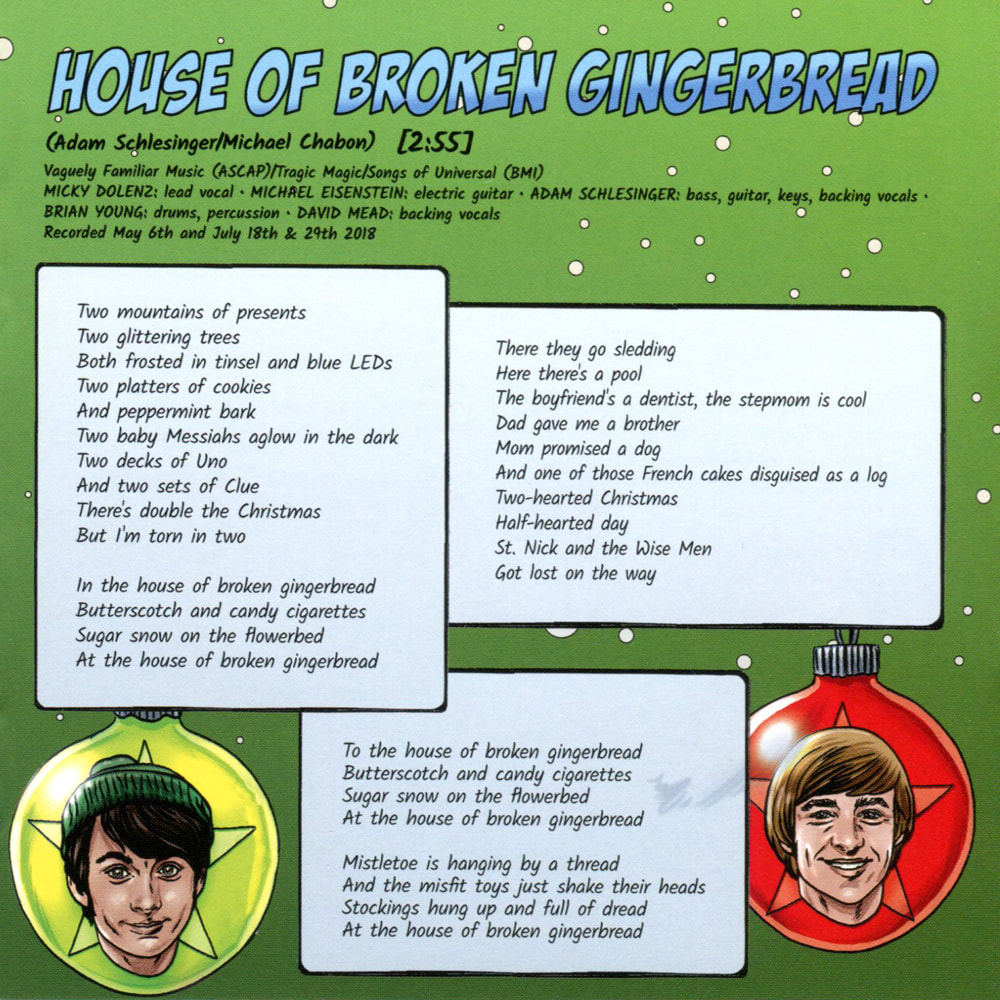 Monkees House of Broken Gingerbread