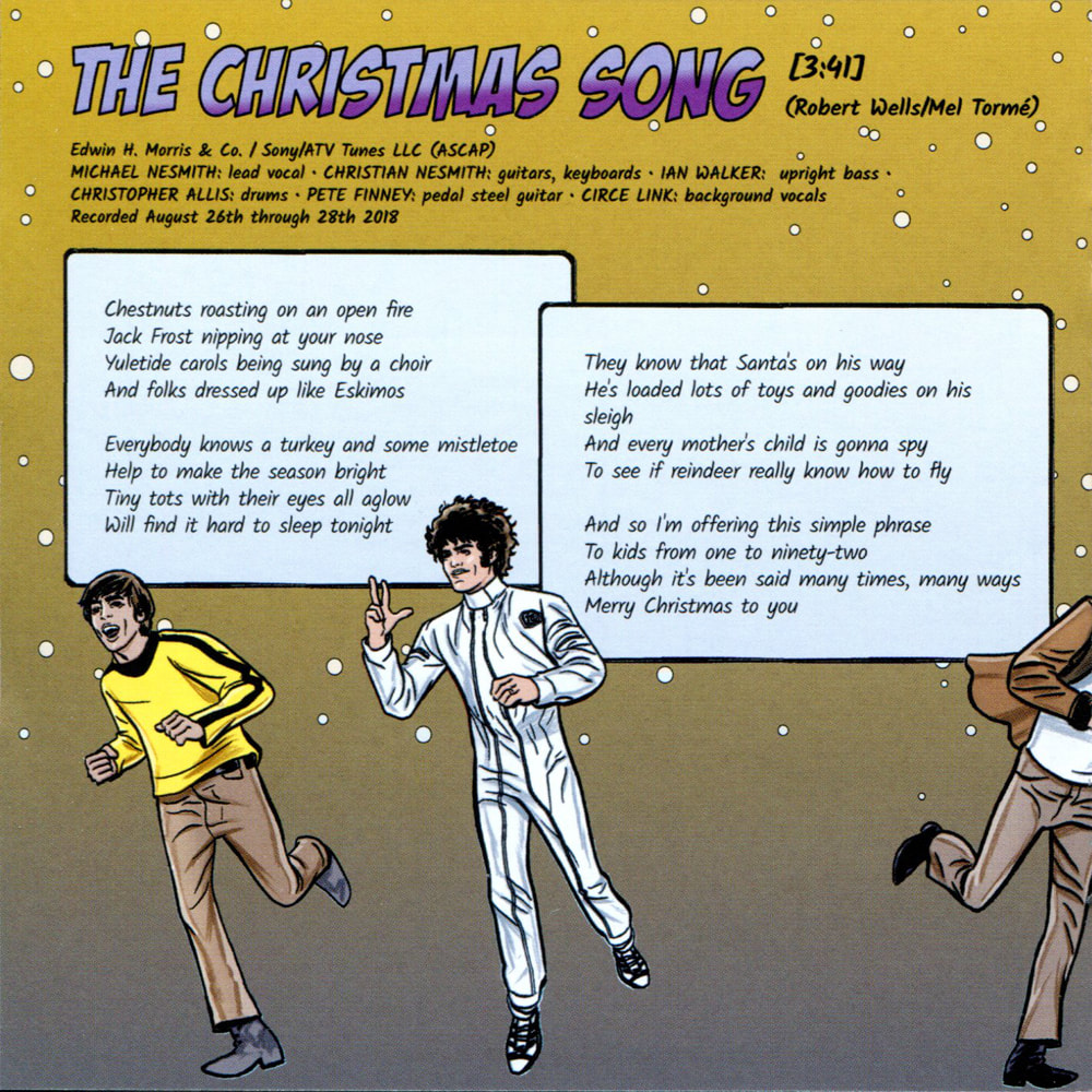 Monkees The Christmas Song