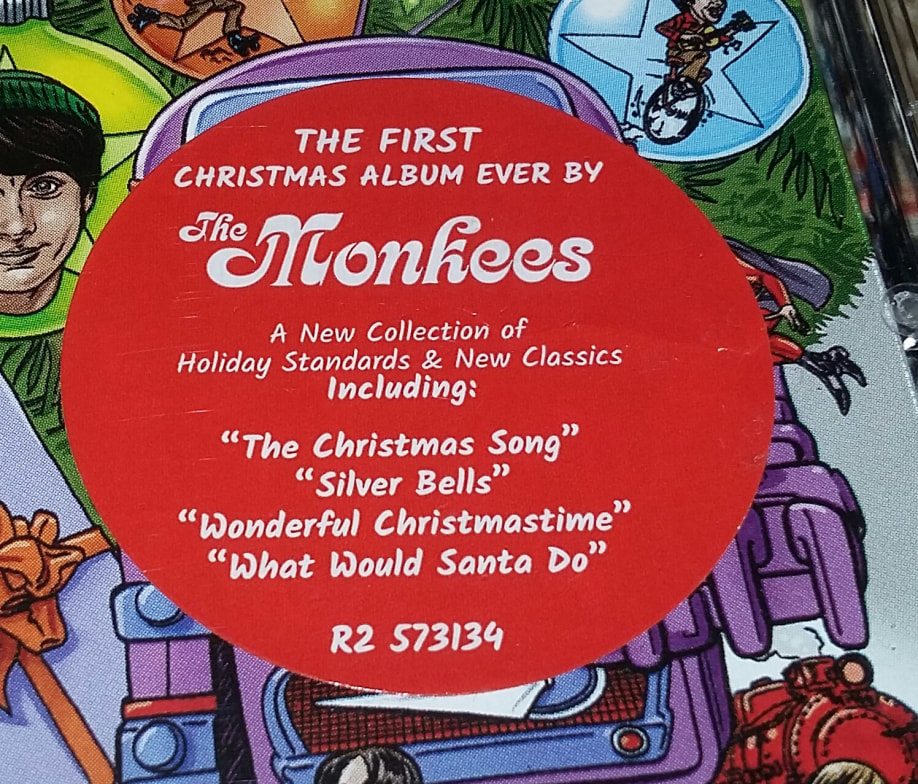 Monkees Christmas Party.Blog Monkees Live Almanac