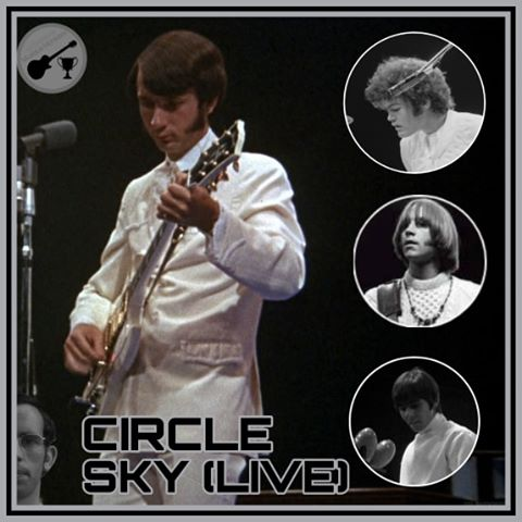 Monkees Circle Sky Live 1968