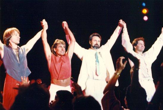 Monkees 1986 Greek Theatre