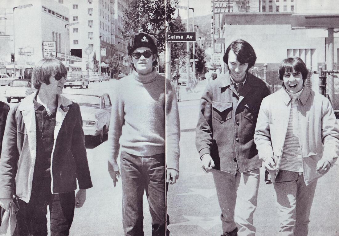 Monkees Hollywood