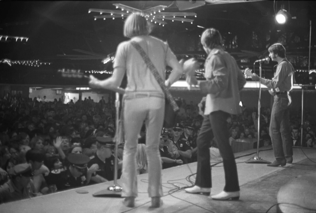 Monkees Lagoon Utah Live 1968