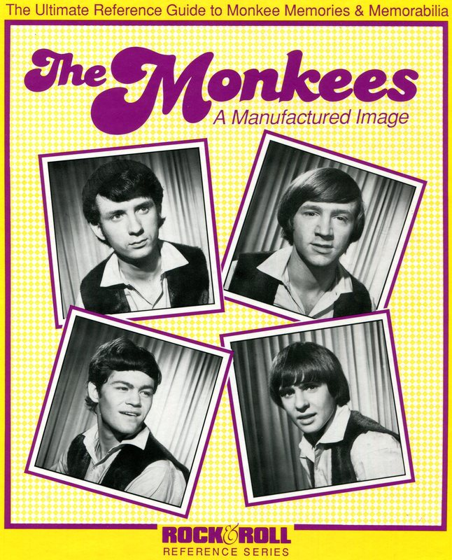 Monkees Manufactured Image book