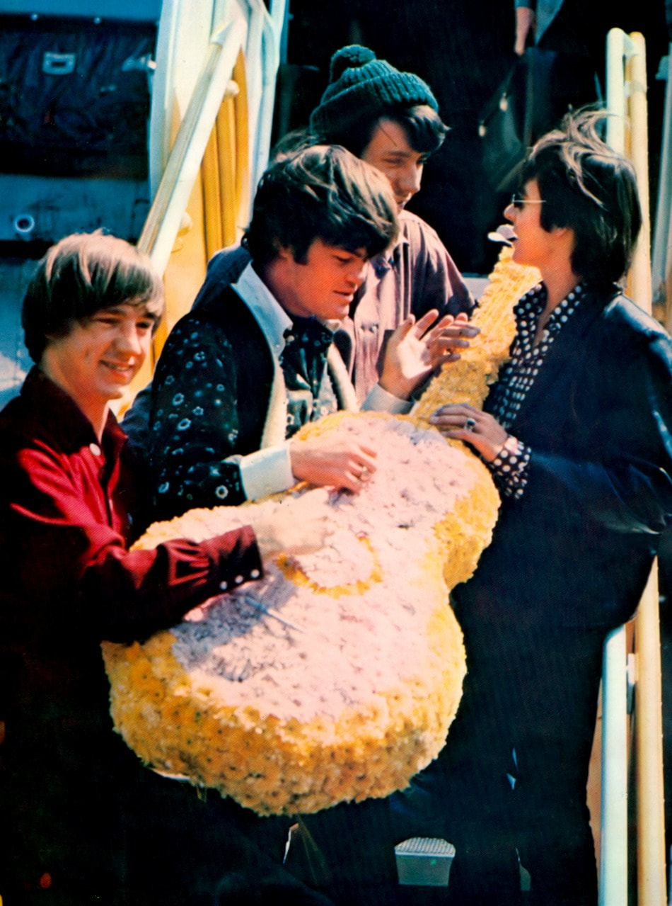 Monkees Promotional Tour