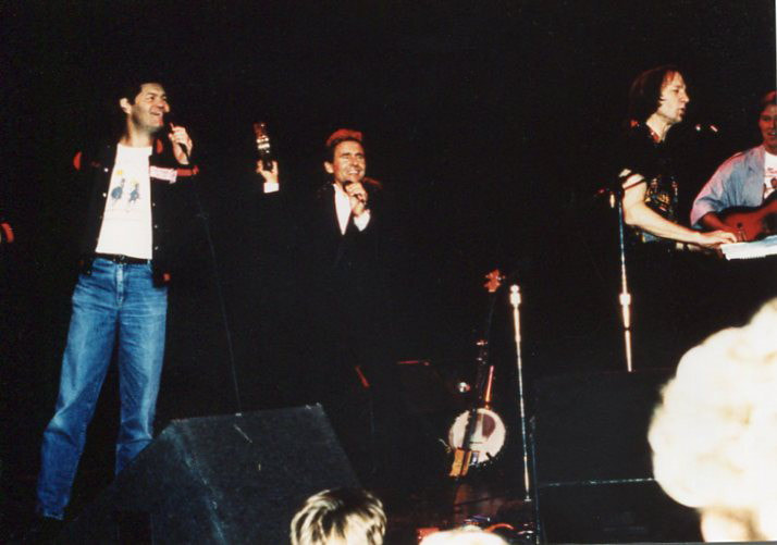 Monkees Chicago 1988 Vic Theatre
