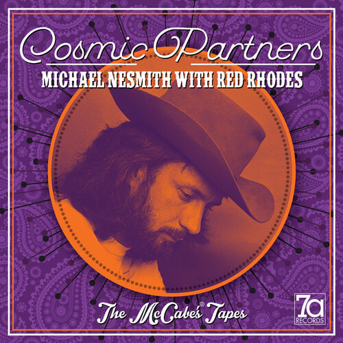 Cosmic Partners Michael Nesmith McCabes