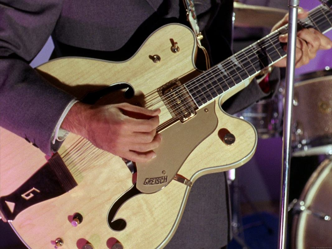 Mike Nesmith Gretsch guitar
