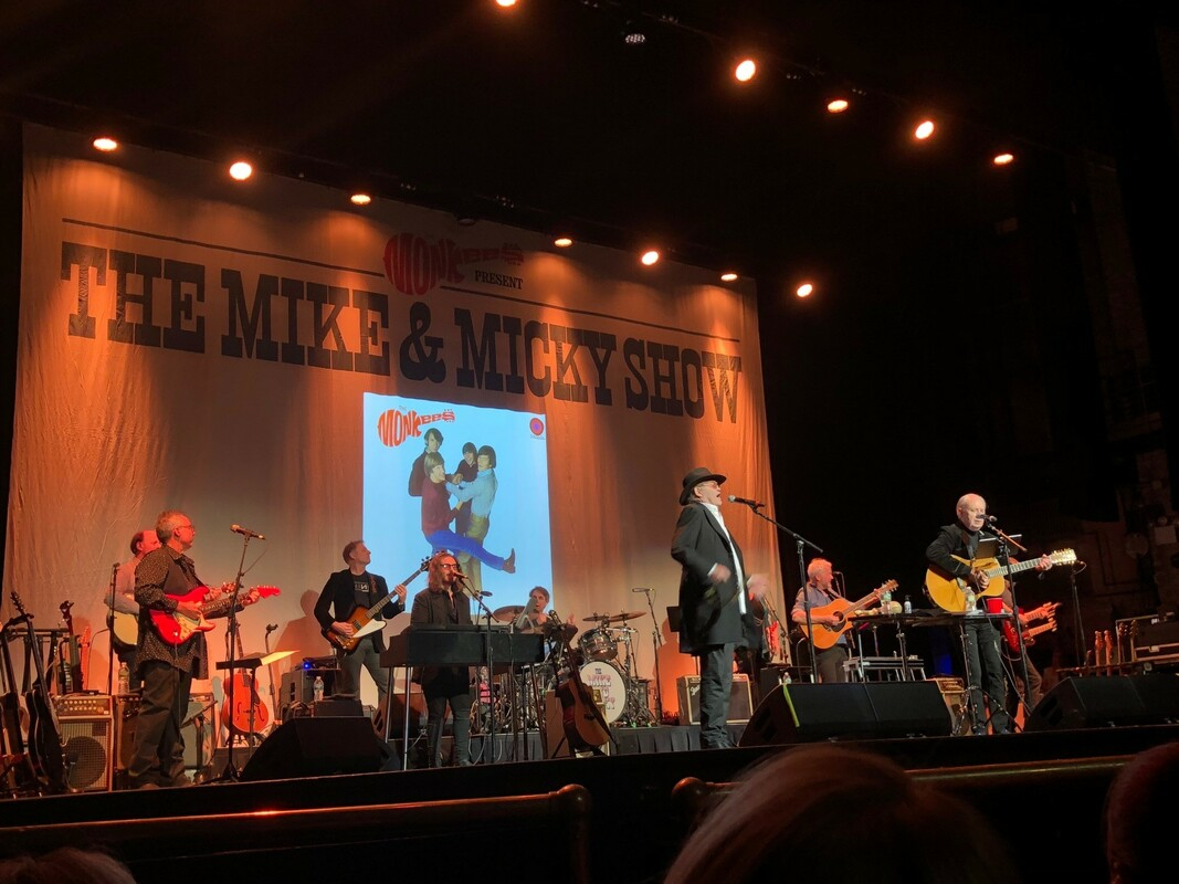 Mike Micky Show Beacon 2019 Monkees New York City