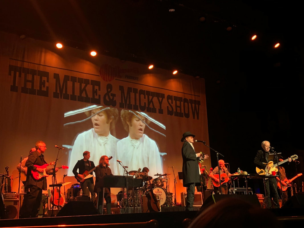 Mike & Micky Show Beacon New York 2019 Monkees