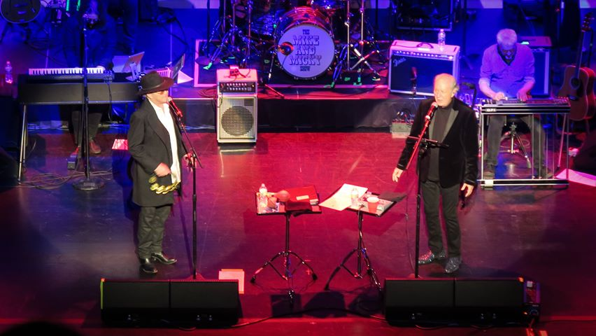 Mike & Micky Show New York Beacon Monkees