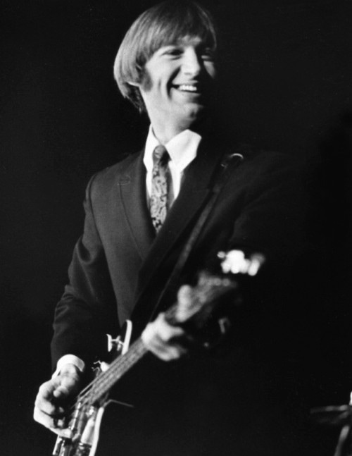 Peter Tork bass