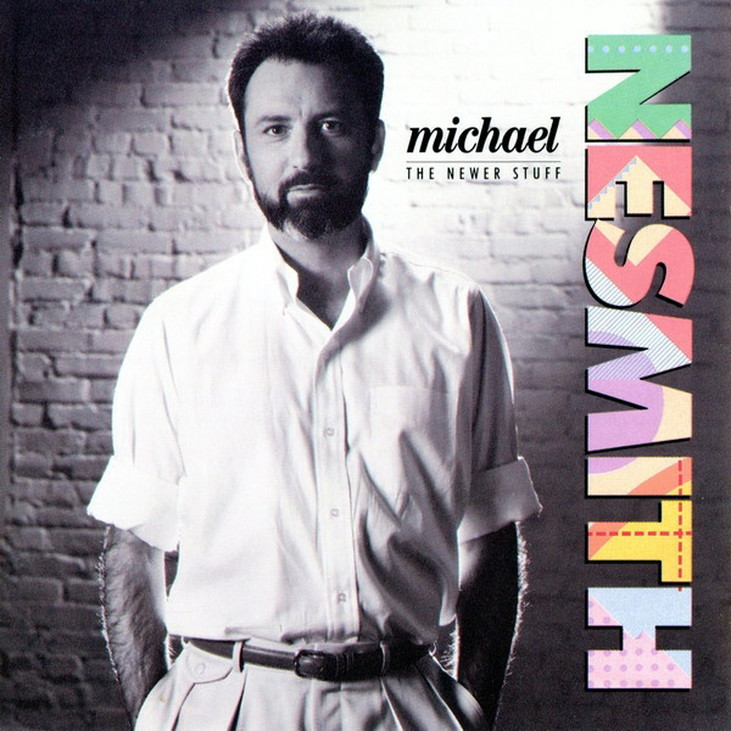 Michael Nesmith Newer Stuff LP album cover
