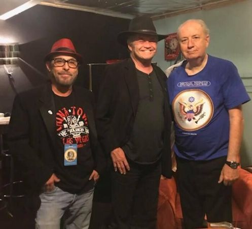 Micky Dolenz Mike Nesmith First National Band 2018