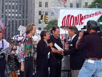 Monkees Today show 1997