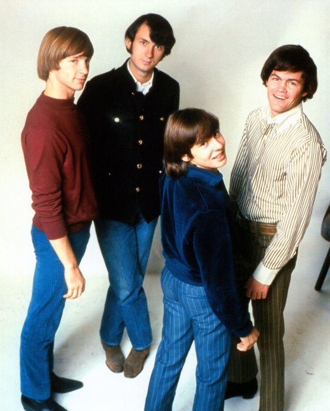 Monkees 1967 photo