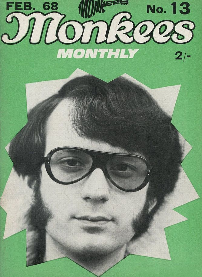 February 1968 Monkees Monthly