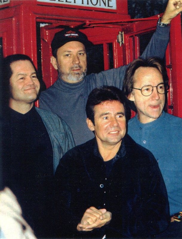 Monkees 1997 UK Tour