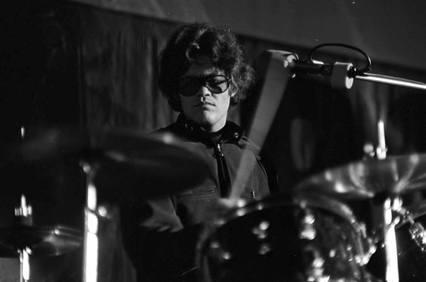 Micky Dolenz drums Monkees Hollywood Bowl