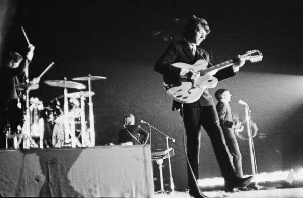 Monkees Wembley 1967 concert