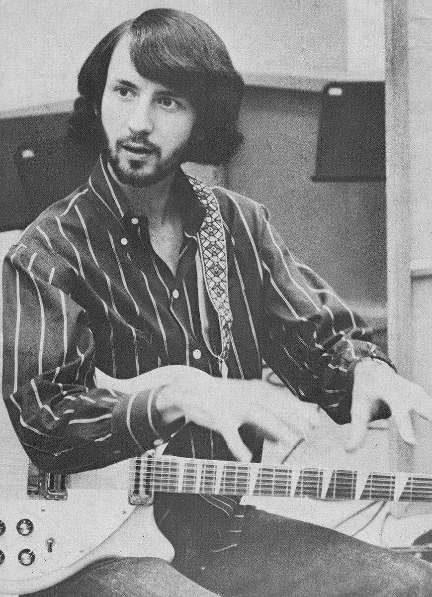 Michael Nesmith Rickenbacker guitar