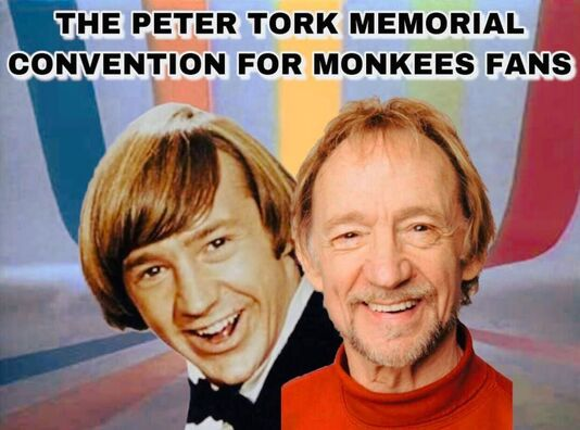 Peter Tork Memorial Convention 2020
