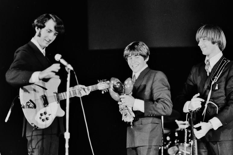 Monkees St. Louis 1967 Kiel Auditorium
