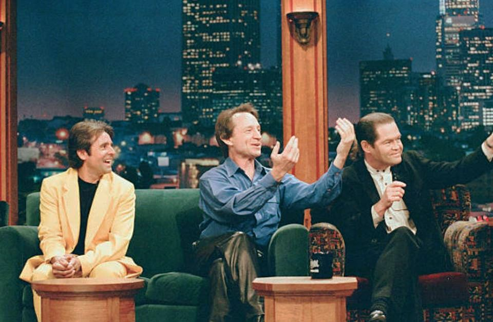Monkees Tonight Show 1996