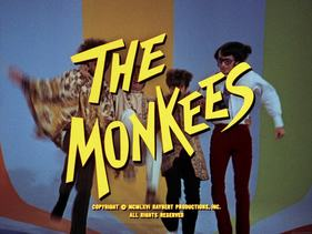 The Monkees TV show credits