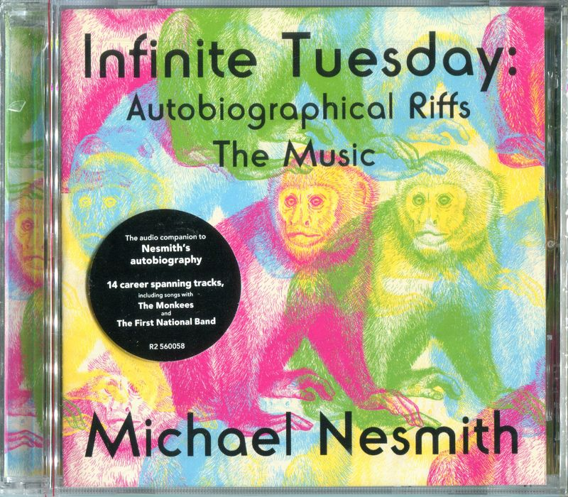 Infinite Tuesday Michael Nesmith CD compact disc