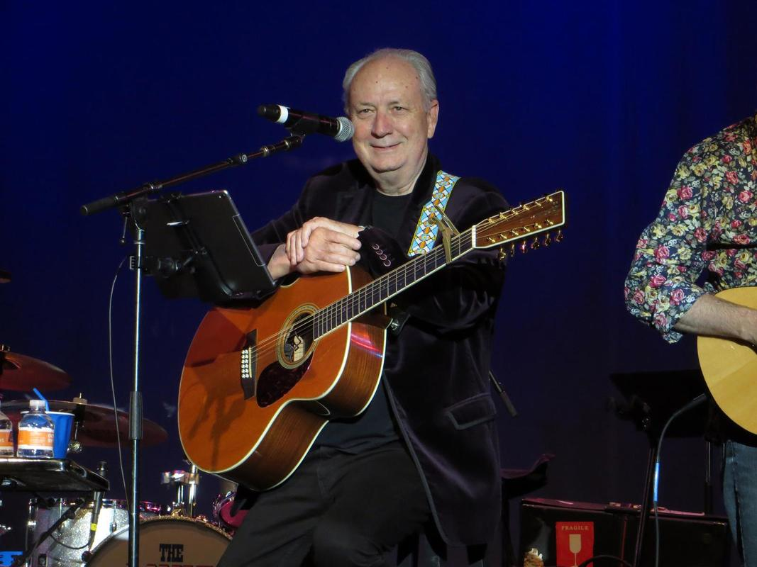 Michael Nesmith 2018 Micky & Mike Show