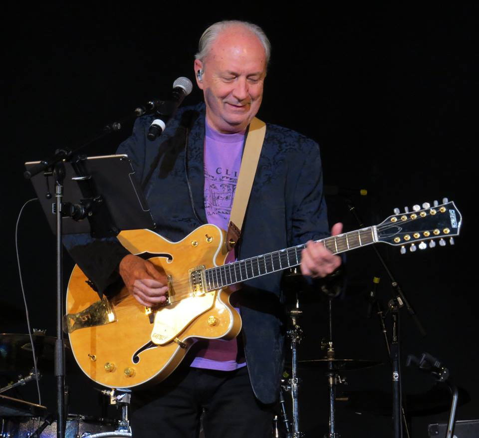 Michael Nesmith Gretsch guitar 2018