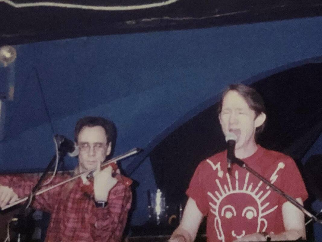 Peter Tork Speakeasy New York 1988