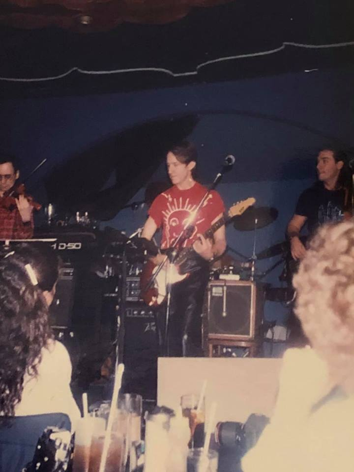 Peter Tork Jerry Renino Speakeasy 1988